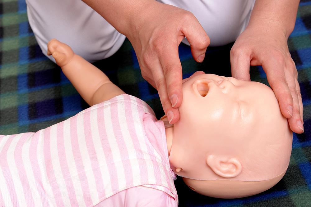 Infant & Child CPR Classes